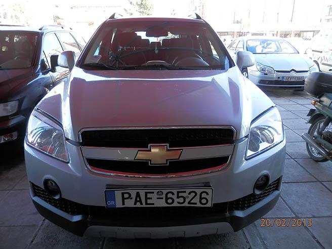 Chevrolet Captiva 2.4  Image