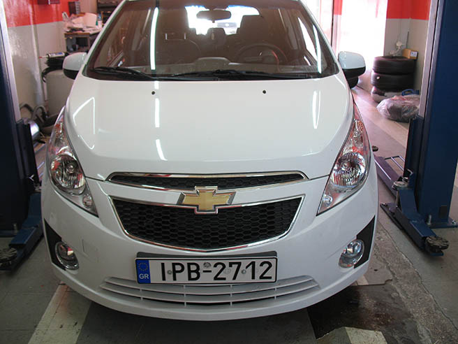 Chevrolet Spark LS 1.4  Image