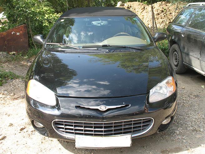 Chrysler Sebring 2.7  Image